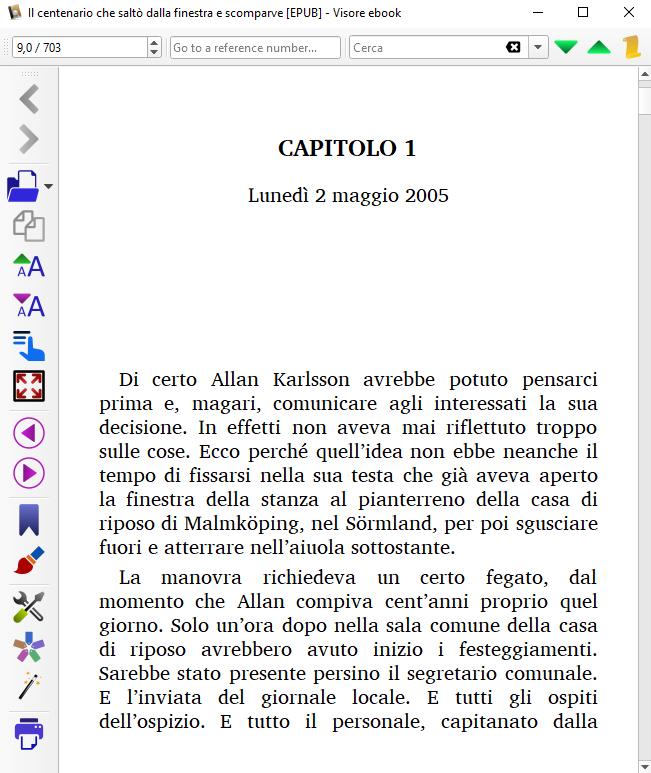 Il centenario che salt dalla finestra e scomparve liceo - Il centenario che salto dalla finestra e scomparve libro pdf ...